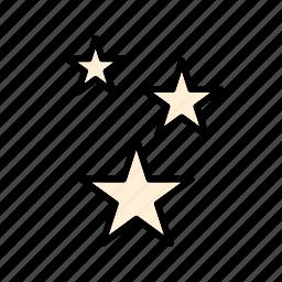 sky, star, stars icon