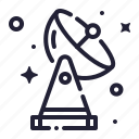 Antenna Satellite Signal Icon
