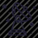 antenna, satellite, signal