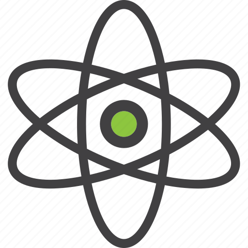 atom, cell, molecule, science, structure icon