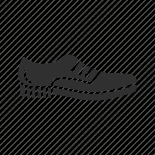 formal attire, leather shoes, men's shoes, shoes icon