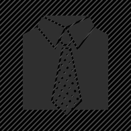 business men, formal attire, men's attire, suit and tie icon