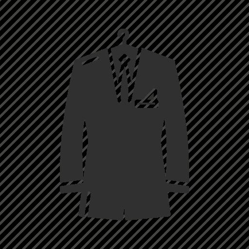 attire, business men, formal attire, suit icon