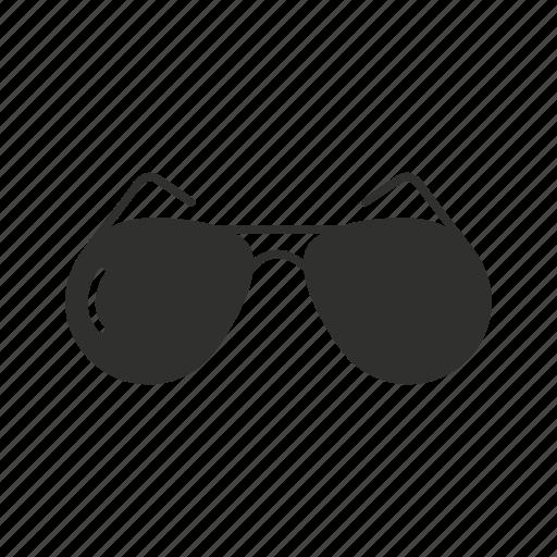 aviator glasses, fashion glasses, summer, sunglasses icon