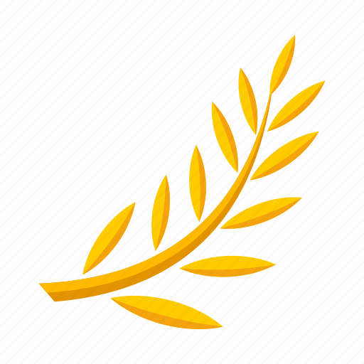 attribute, branch, god, olive, palm icon