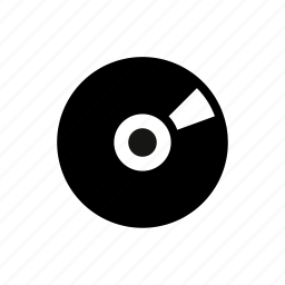audio, music, sound, vinyl icon