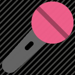 microphone, multimedia, music, record icon