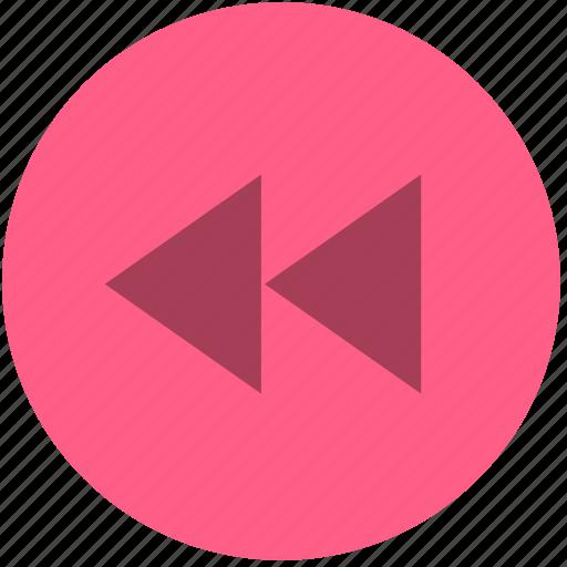 decelerate, multimedia, speed down icon