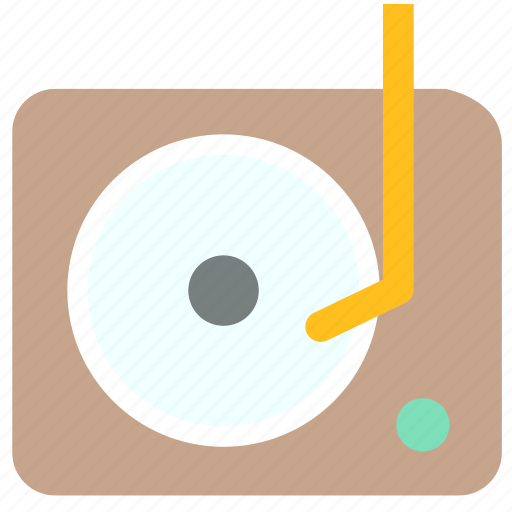 instrument, multimedia, music, phonogram icon