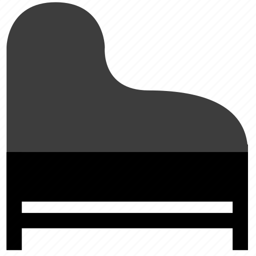 instrument, multimedia, music, piano icon