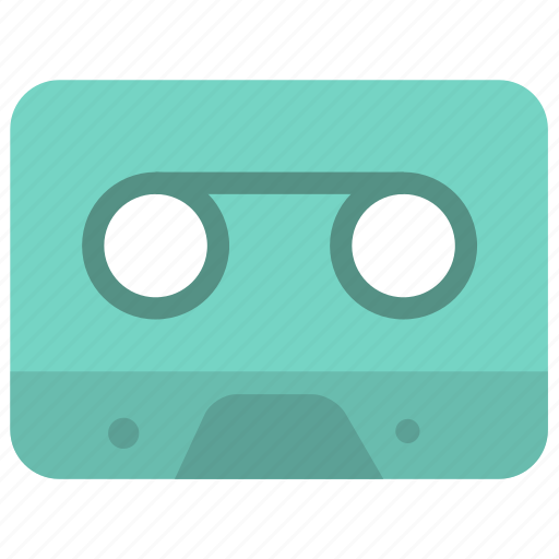 music, record, tape icon