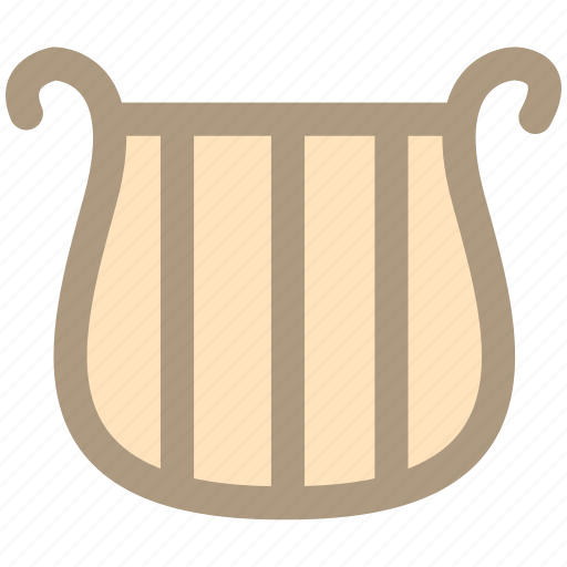 instrument, multimedia, music icon