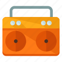 audio, beatbox, device, entertainment, music, sound icon