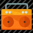 audio, beatbox, device, entertainment, music, sound icon