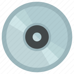 cd, device, disk, dvd, storage icon