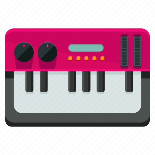 audio, keyboard, music, piano, play, sound icon