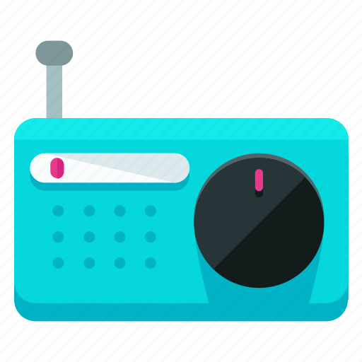 audio, device, music, podcast, radio, sound icon