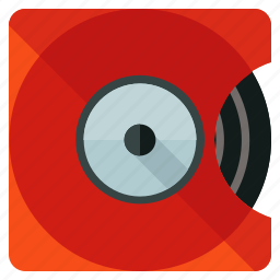 audio, disk, music, record, sound, vinyl icon