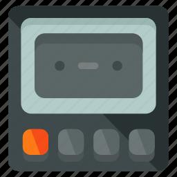 audio, record, recorder, recording, sound, tape, voice icon