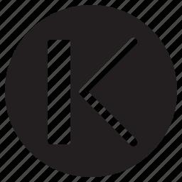 arrow, audio, back, left, movie, music, previous icon