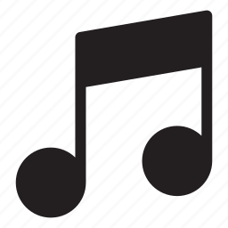 audio, music, notes, song, sound icon