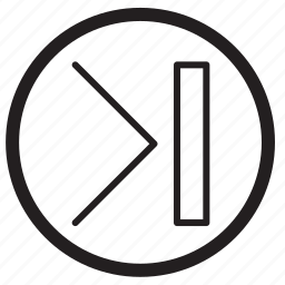 arrow, audio, left, movie, music, next icon