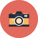 analog, camera, classic, design, exposure, film, focus, image, old, optics, photo, photography, picture, retro, shot, tool icon