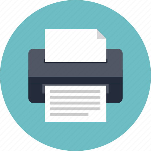 copy, document, page, paper, print, printer, printout icon