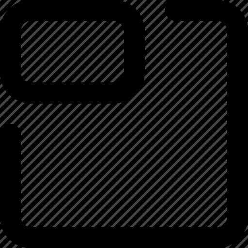 branding watermark, featured video, option, video icon