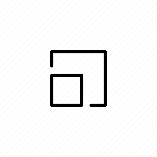 expand, full screen icon