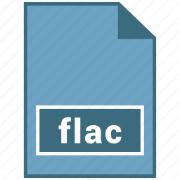 audio, file format, flac icon