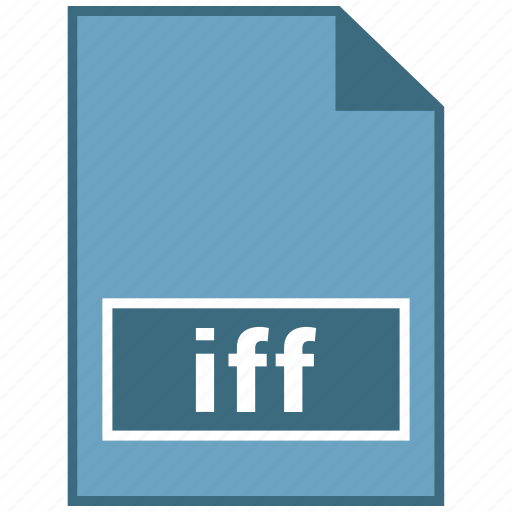 audio, file format, iff icon
