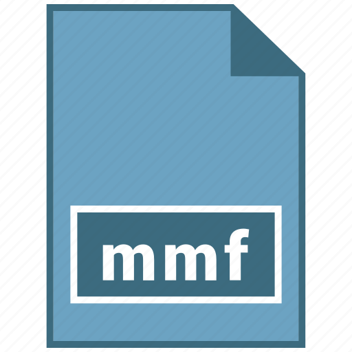 audio, file format, mmf icon