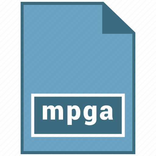 audio, file format, mpga icon
