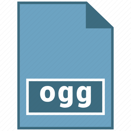 audio, file format, ogg icon