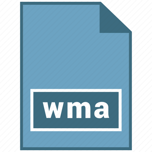 audio, file format, wma icon