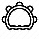 audio, instrument, music, sound, tambourine icon