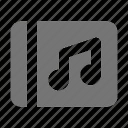 box, cd, music icon