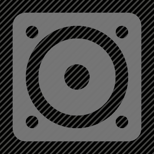 speaker, speakers icon