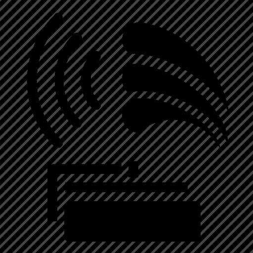 audio, device, grammaphone icon