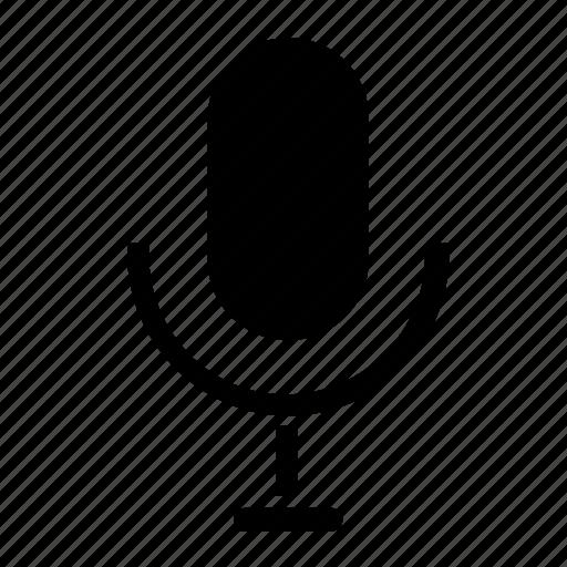 microphone, record, sound icon