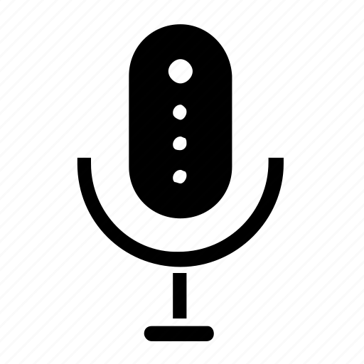 Audio, microphone, record, mic, sound, voice icon - Download on Iconfinder