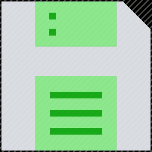 Device, disk, drive, floppy, floppy disk, storage icon - Download on Iconfinder