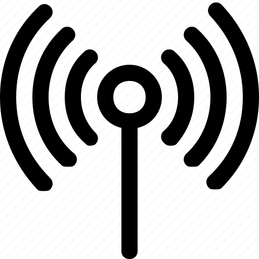 Broadcast, radio, signal icon - Download on Iconfinder