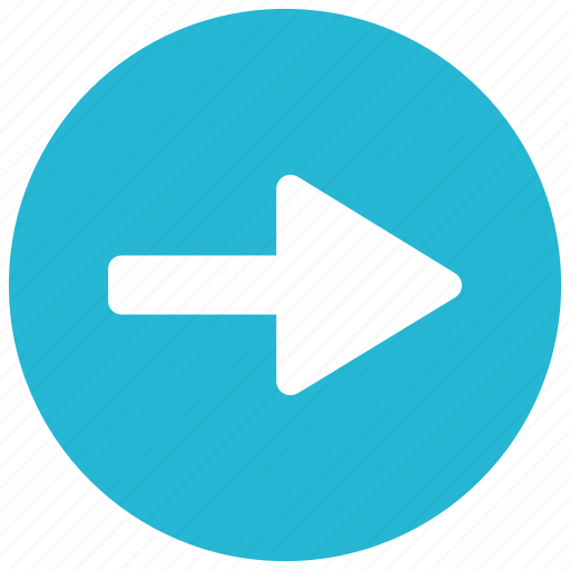 arrow, audio, controls, game, right, video icon