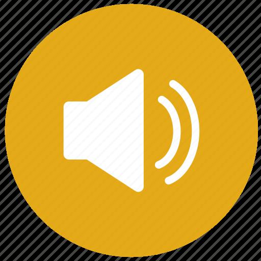 audio, controls, game, medium, video, volume icon