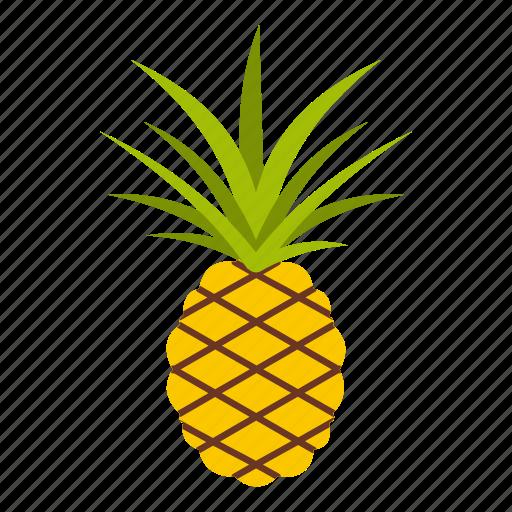decoration, dessert, exotic, food, fresh, freshness, pineapple icon