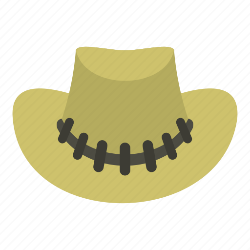 accessory, boy, clothes, clothing, costume, country, cowboy hat icon