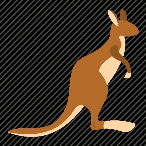Animal, australia, australian, kangaroo, mammal, nature, wildlife icon - Download on Iconfinder