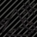 austria, austrian, ethnic, local, mountains icon